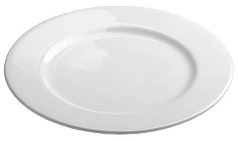 Alaska Dessert Plate