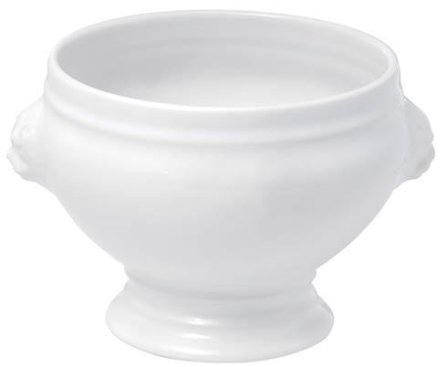 $18.00 Lion-Headed Soup Bowl 25Cl