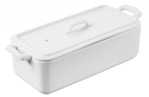 Rectangular Terrine With Lid