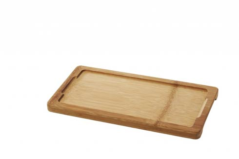 Liner Tray For RectangularPlate 25X12Cm