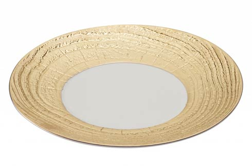 $200.00 Real Gold Presentation Plate