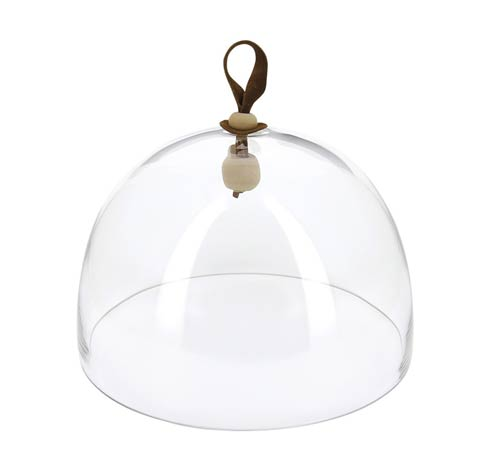 Glass Cloche  Ø10.75