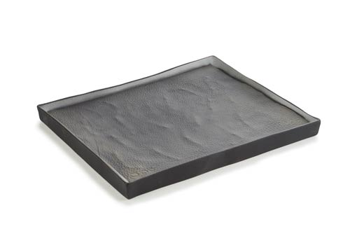 $45.00 Rectangular Plate - Moon Light
