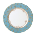 $97.50 Eden Turquoise Bread and Butter
