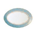 $652.50 Eden Turquoise Platter 13