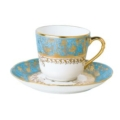 $212.00 Eden Turqouise Cup/Saucer