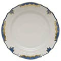 $110.00 Princess Victoria Blue Dinner by Herend