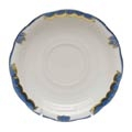 $40.00 Princess Victoria Blue saucer by Herend