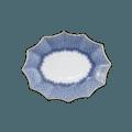 $185.00 Blue Lace Platter