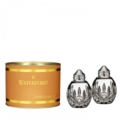 $125.00 Waterford Salt and Pepper