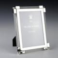 $195.00 4x6 Clear Satin Frame