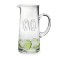 60 Tankard Pitcher 1 Letter Antlers SQG-228