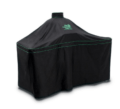 105.95 BGE LARGE BLACK WOOD TABLE COVER