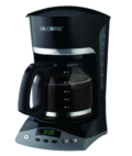 37.99 Mr. Coffee Advanced Brew 12 cups Black Coffee Maker