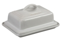 Le Creuset Serving Items Heritage Butter Dish - White