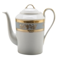 Deshoulieres Orsay powder blue Coffee Pot