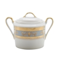 Deshoulieres Orsay powder blue Sugar Bowl