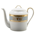 Deshoulieres Orsay powder blue Tea Pot