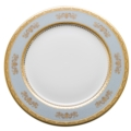 Deshoulieres Orsay powder blue Serving Plate