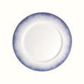 Royal Limoges Recamier - Blue Fire Dinner plate
