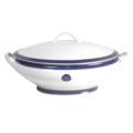 Royal Limoges Recamier - Blue Star Soup tureen