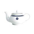 Royal Limoges Recamier - Blue Star Teapot