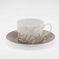 Royal Limoges Recamier - Boudoir Tea saucer
