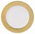 Deshoulieres Carat gold Dessert Plate