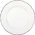 Deshoulieres Colbert platinum filet Dinner Plate