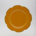 Royal Limoges Nymphea - Corolle Terracotta Dinner plate
