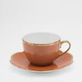 Royal Limoges Nymphea - Corolle Terracotta Tea saucer