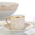 Royal Limoges Recamier - Pompeï Coffee cup