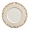 Deshoulieres Tuileries white Dessert plate