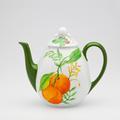 Royal Limoges Nymphea - Fruits d\'Eté Coffeepot