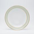 Royal Limoges Recamier - Galaxie Round deep platter