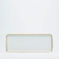 Royal Limoges Recamier - Galaxie Rectangular cake platter