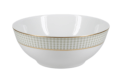 Royal Limoges Recamier - Galaxie Salad bowl