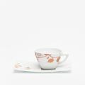 Royal Limoges Pagode/Saveur - Herbier Zen Tea cup