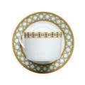 Royal Limoges Recamier - Jardin Francais Tea saucer