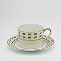 Royal Limoges Recamier - La Bocca green Tea cup