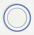 Royal Limoges Recamier - Latitudes bleu Dinner plate