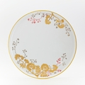 Royal Limoges Recamier - Lhassa Round cake platter
