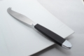 Capdeco Mercure black Cheese knife
