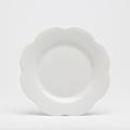 Royal Limoges Nymphea - White Dessert plate