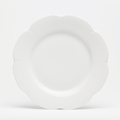 Royal Limoges Nymphea - White Dinner plate