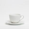 Royal Limoges Nymphea - White Tea saucer