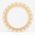Royal Limoges Recamier - Oasis White Dinner plate