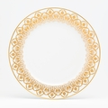 Royal Limoges Recamier - Oasis White Dinner plate