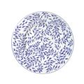 Royal Limoges Nymphea - Olivier blue Presentation plate