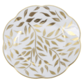 Royal Limoges Nymphea - Olivier Gold Bread & butter plate